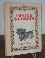 Contes sauvages Jean de la Varende 1945 Pierre Le Trividic