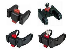 KLICKfix Lenkeradapter mit/ohne Schloss oder Pedelec e-Bike  22-26 u./oder 31,8