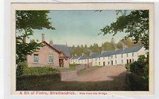 A BIT OF FINTRY, STRATHENDRICK: Stirlingshire postcard (C6681).
