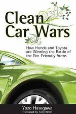 Clean Car Wars: How Honda and Toyota are Winning the Battle of the Eco-Friendly