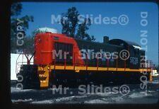 Original Slide NdeM Nacionales de Mexico Fresh Paint ALCO RS1 5638 AGS AGS 1982