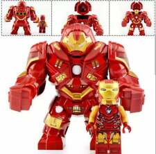 Hulkbuster [With Iron Man] - Avengers End Game Lego Moc Minifigure Gift