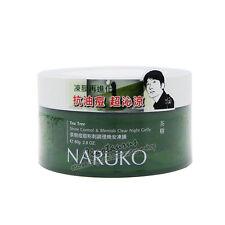 NARUKO Tea Tree Shine Control & Blemish Clear Night Gelly 80g