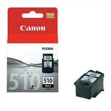 Cartucho de Tinta Negro 9ml Original Canon PG-510 para Pixma MP252