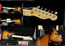 FENDER 60th Anniversary Telebration Mahogany-2 Tone 2011 LTD -Sofort Lieferbar!!