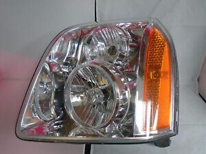 NEW IN BOX OEM GM 2007-14 GMC YUKON DRIVER HEAD LIGHT LEFT assembly