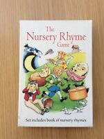 The Nursery Rhyme Game - A Memory Game for ages 5+