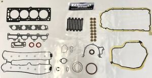 VAUXHALL ASTRA H VXR Z20LEH ELRING FULL ENGINE GASKET SET WITH BOLTS & RETAINER
