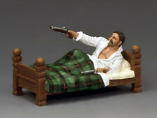 NEW! Colonel Jim Bowie in Bed - King & Country RTA083 Remember the Alamo