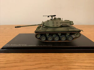 Hobby Master 1/72 US M41 Walker Bulldog, Vietnam War - ARVN, 1972 (# HG5303)