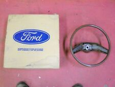 75 76 77 78 Ford Galaxie Torino Ranchero LTD II Steering Wheel, NOS D5AZ-3600-E