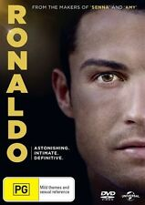 Foreign Language Ronaldo DVDs & Blu-ray Discs