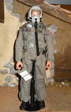 1/6 Scale GI Joe FAO Schwarz Exclusive US Air Force F-15 Eagle Pilot Loose