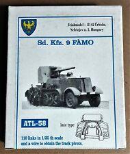 FRIULMODEL ATL-58 - Sd.Kfz.9 FAMO CINGOLI TRACK - 1/35 METAL