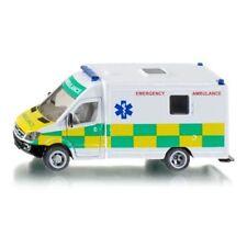 Modellini statici di auto, furgoni e camion ambulanze SIKU
