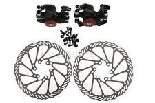 AVID MTB BB5 Mechanical Disc Brake Front And Rear 160mm & 2pcs Brake G3 Rotor
