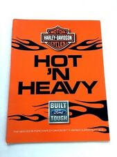 2006 Ford Harley-Davidson F-350 F-250 Truck F-Series Super Duty Sales Brochure