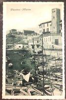 1944 Us Army Postal Italian Postcard Cover To Everett MA USA Piombino Marina