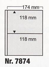 SAFE Compact-Blätter für FDC's, Briefe usw. 10 Stück Art.-Nr. 7874