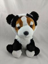 "Kellytoy Dog Dressed as Panda Bear Costume Plush 10"" Stuffed Animal"