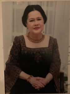Queen Mother Of Thailand Reply Letter And Photo