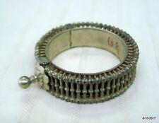 old silver bangle bracelet cuff vintage bracelet antique bracelet tribal