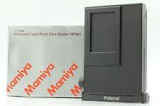 [MINT in BOX] Mamiya 645 HP401 Polaroid Land Pack M645 Super, Pro, TL from Japan