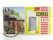nuevo con embalaje original + Faller 191716 h0 castillo Lichtenfels