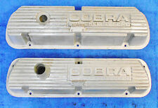 1966 1967 1968 1969 70 Shelby Mustang GT-350 ORIG 289 302 351 COBRA VALVE COVERS