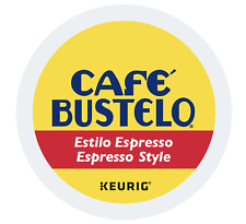 Cafe Bustelo Espresso Roast Keurig K-Cups 24 Count - FREE SHIPPING