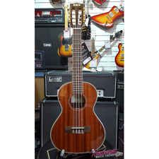 Kala KA-8 8-String Tenor Ukulele with Gloss Mahogany Body and Aquila Strings