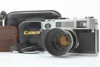[Body MINT++ w/ Hood] Canon 7Sz 7S z Rangefinder Camera  w/ 50mm f1.8 from Japan