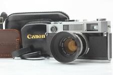 [Body MINT++ w/ Hood] Canon 7Sz 7S z Rangefinder Camera  w/ 50mm f1.8 from Japan