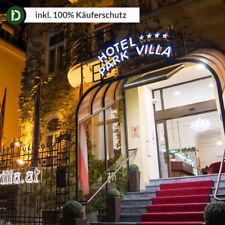 3 Tage Urlaub im Hotel Park-Villa in Wien mit Frühstück