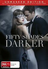 Fifty Shades Darker (DVD, 2017) NEW