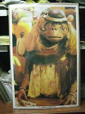 Vintage E.T. the extra-terrestial 1982 movie poster 13288