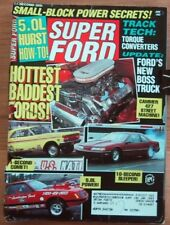 SUPER FORD 1992 JUNE - NEW STEEDA, NEW LIGHTNING
