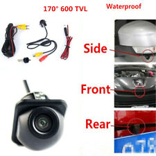 Waterproof HD 170° CCD Parking Backup Cam Camera For Car Front/Side/Rear View
