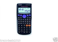 Casio FX-82 ES PLUS BK Scientific Calculator Fx 82ES - New & Sealed In Box