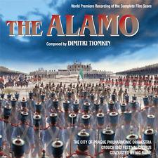 The Alamo - 3 x CD Complete Score - Limited 3000 - Dimitri Tiomkin