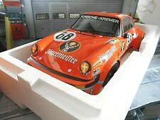 PORSCHE 911 934 Turbo Le Mans #68 Jägermeister Dören Feit Minichamps RIESIG 1:12