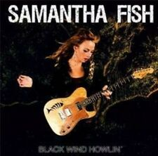 Black Wind Howlin' 0710347119524 by Samantha Fish CD