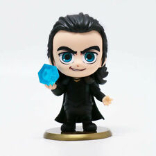 Avengers Infinity War Cosbaby Loki Cute Mini PVC Figure New In Box