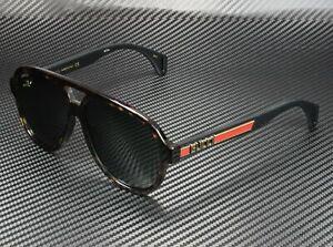 GUCCI GG0463S 003 Aviator Havana Green 58 mm Men's Sunglasses