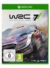 WRC 7 Xbox One The Official Game Spiel Stärksten Autos der Modernen Rallye Neu