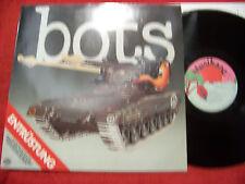 Bots - Entrüstung     prima German Musikant  LP
