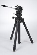 LINHOF Stativ Profi III Profi 3  mit stabilem  3 Wege Kopf für schwere Kameras