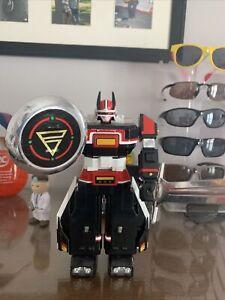 1984 old robot bioman biojet dx bandai popy metal sentai japanese version
