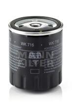 Fuel Filter MANN WK 716