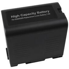 Bateria para Hitachi pvd-401 Panasonic ag-dvc15 dvc7 dvx100